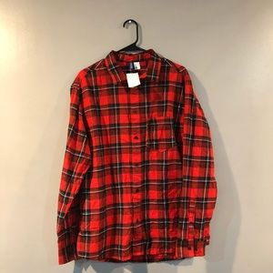 H&M Checker Flannel Shirt